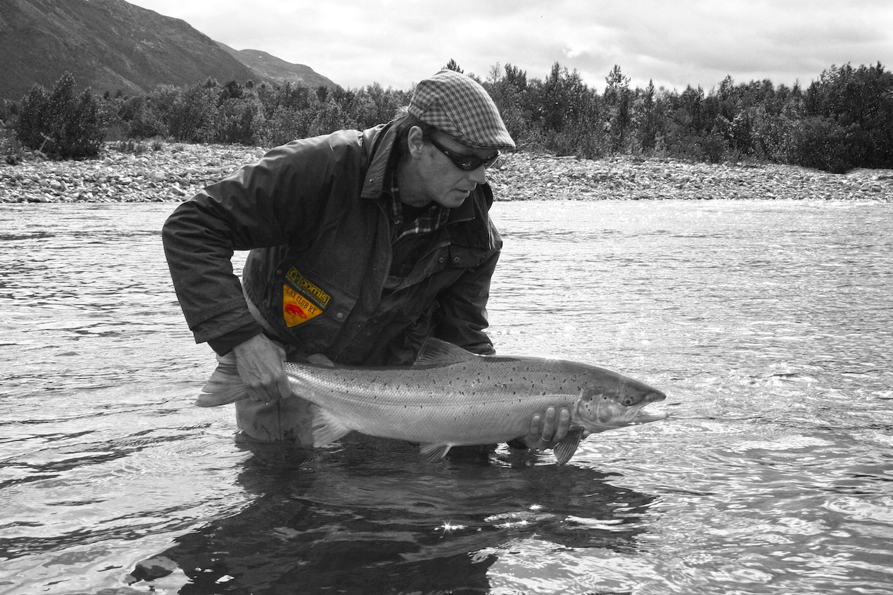Pure Salmon Fishing